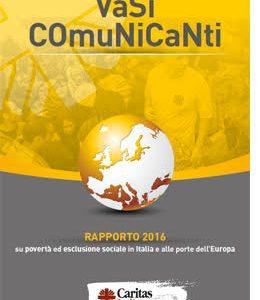 Vasi Comunicanti - XV rapporto Caritas
